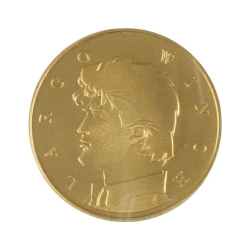 Médaille de collection Monnaie Royale de Belgique Largo Winch (2005)