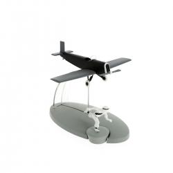 Figura de colección Tintín El avión arabe Cigarros del faraón Nº21 29541 (2014)