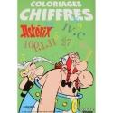 Livre de coloriage Astérix et Obélix Les Chiffres (17x24,5cm)