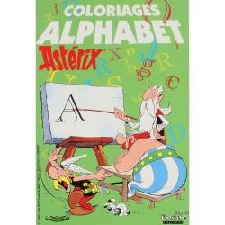 Livre de coloriage Astérix et Obélix L'Alphabet (13x19cm)