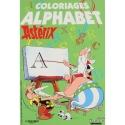 Libro para colorear Astérix y Obélix El Alfabeto (13x19cm)