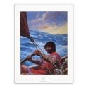 Póster cartel offset P&T de Thorgal La Jaula (50x70cm)