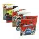 Set de 20 Postales de portada Jean Graton del Journal de Tintin (15x10cm)