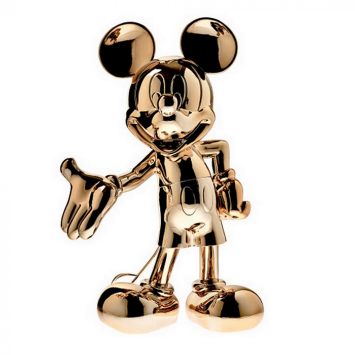 Collectible Figure Leblon-Delienne Disney Mickey Mouse Welcome (Chromed)