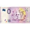 Bank note 0 Euro Souvenir Blake and Mortimer (2018)