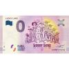 Billete de banco 0 Euro Souvenir Lucky Luke y compañía (2018)