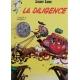 Medalla de colección Lucky Luke Aniversario La diligencia (1968-2018)