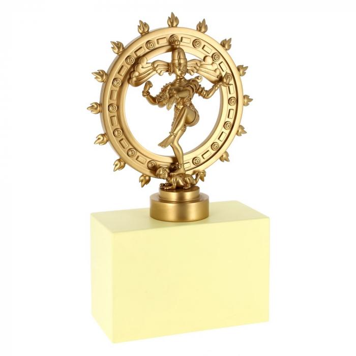 Figura de colección Tintín El altar de Civa Moulinsart 28cm 46005 (2018)