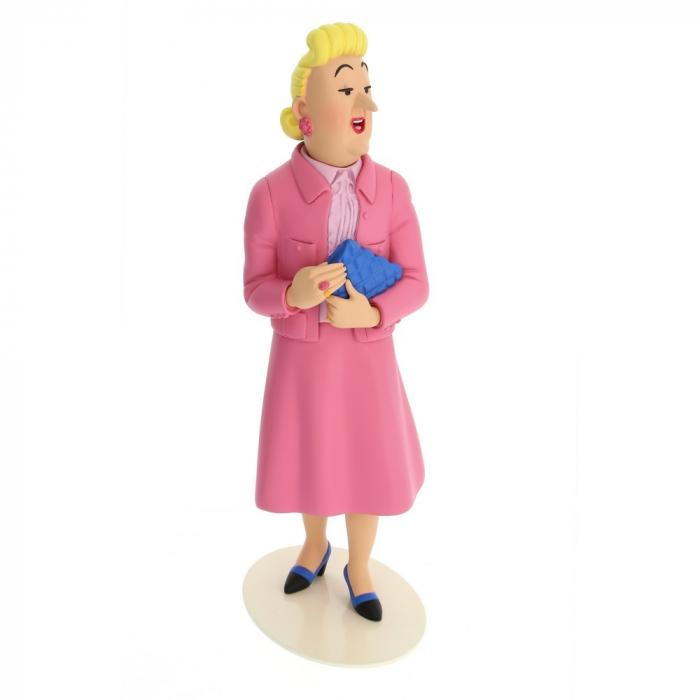 Collectible Resin Figure Moulinsart Tintin: Bianca Castafiore 26cm 46009 (2018)
