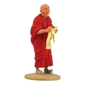 Collectible figurine Tintin The Monk Blessed Lightning Moulinsart 42226 (2018)