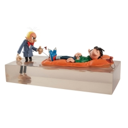 Figura de colección Figures et Vous Spirou y Fantasio Cam et Léon CAF04P (2018)
