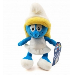 Soft Cuddly Toy Puppy The Smurfs: The Classic Smurfette 25cm (755249)