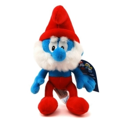 Soft Cuddly Toy Puppy The Smurfs: Papa Smurf 30cm (755014)