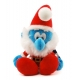 Peluche doudou Puppy Los Pitufos: Papá Pitufo Navidad 25cm (755339)