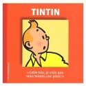 Hergé, editions Moulinsart Tintin, je crois que nous tenons une piste ! (FR)