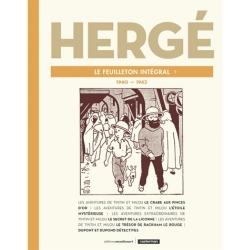 Tintin Le Feuilleton intégral Hergé Tome 9 (1940-1943)
