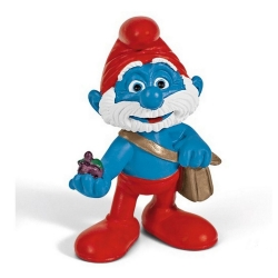 The Smurfs Schleich® Figure - Papa Smurf (20729)