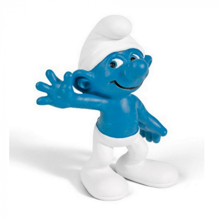 The Smurfs Schleich® Figure - The Clumsy Smurf (20730)