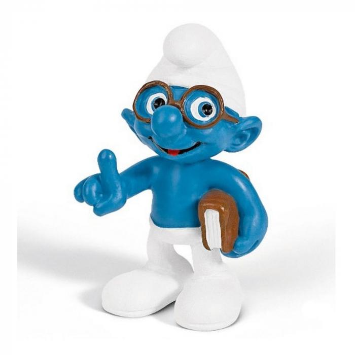 The Smurfs Schleich® Figure - The Briany Smurf (20734)