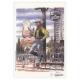 Ex-libris Offset of Lucky Luke: Girod, Tribute to Lucky Luke (21x14,5cm)