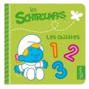 Libro infantil Hachette Jeunesse Los Pitufos, Los números (16x16cm)