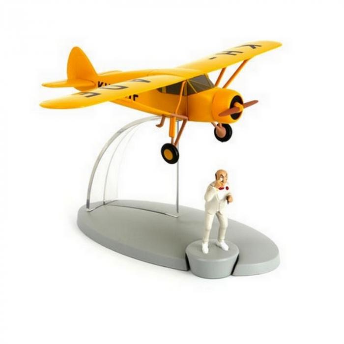 Figurine de collection Tintin L'avion de reconnaissance Albatros 29533 (2014)