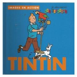 Livre pour enfants éditions Moulinsart Tintin, Les couleurs 24369 (2018)