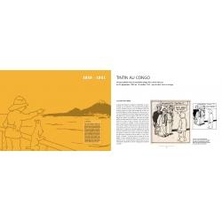 Casterman Hergé, Les tribulations de Tintin au Congo 19215 (2018)