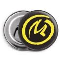 Aimant magnet décoratif décapsuleur Blake et Mortimer, La Marque Jaune (55mm)