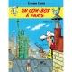 Postal del álbum de Lucky Luke: Un cowboy à Paris (10x15cm)