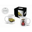 Ceramic mug Blake and Mortimer (The yellow convertible)