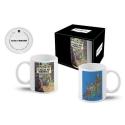 Ceramic mug Blake and Mortimer (La vallée des immortels)