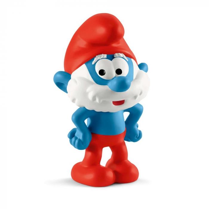 The Smurfs Schleich® Figure - Papa Smurf (20814)