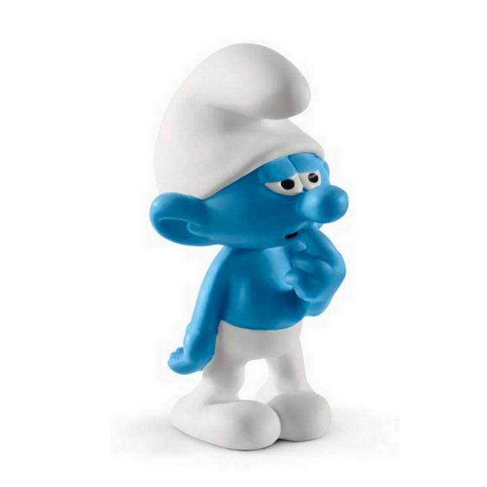 The Smurfs Schleich® Figure - Clumsy Smurf (20810)