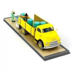 Figura de colección Tintín El Camión amarillo de la base lunar Nº4 29104 (2008)