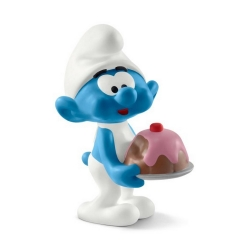 The Smurfs Schleich® Figure - Greedy Smurf (20815)