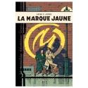 Postal del álbum de Blake y Mortimer: La Marque Jaune (10x15cm)