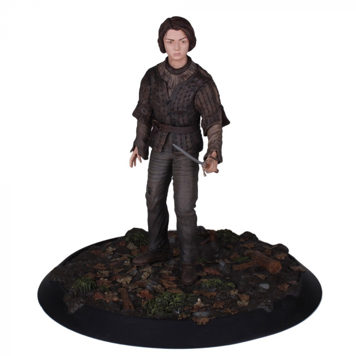 Statue en résime de Dark Horse Game of Thrones: Arya Stark