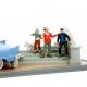 Figurine de collection Tintin La Cadillac Eldorado Nº6 29106 (2008)