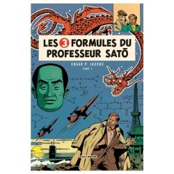 Carte postale Blake et Mortimer: Les 3 Formules du professeur Satō T1 (10x15cm)
