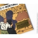 Travel wallet Blake and Mortimer Mystery of the Great Pyramid T1 (BM218)