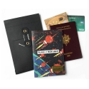 Travel wallet Blake and Mortimer Atlantis Mystery (BM220)