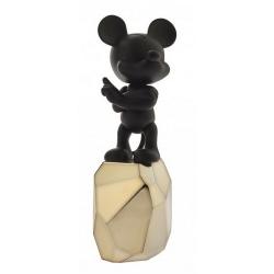 Statue Leblon-Delienne Disney Mickey Mouse Rock by Arik Levy BG (18cm)