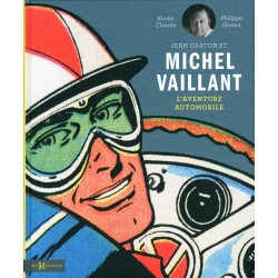 Biography Book Jean Graton et Michel Vaillant (L'aventure Automobile)