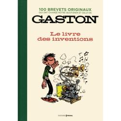 Gaston Lagaffe, Le Livre des inventions, Franquin (100 brevets originaux)