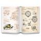 Tomás el Gafe, Le Livre des inventions, Franquin (100 brevets originaux)