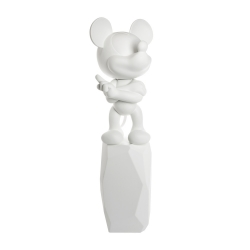 Statue Leblon-Delienne Disney Mickey Mouse Rock by Arik Levy W (43cm)