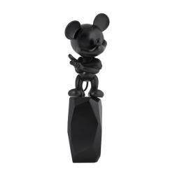 Statue Leblon-Delienne Disney Mickey Mouse Rock, Arik Levy B (86cm)