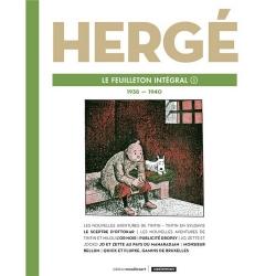 Tintin Le Feuilleton intégral Hergé Tome 8 (1939-1940)