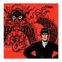 Postcard Corto Maltese, Mythology (14x14cm)